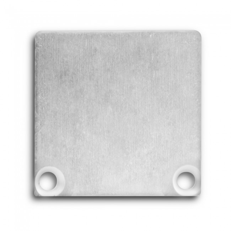 endkappe e47 aluminium f r profil pn6 pn7 in verbindung mit c10 2 stk inkl schrauben pn6. Black Bedroom Furniture Sets. Home Design Ideas