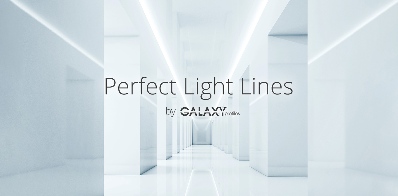 Galaxy profiles - Perfect Light Lines