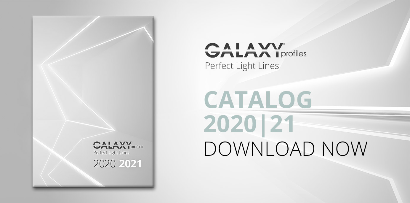 GALAXY® profiles - Catalog 2020/21 - English - German
