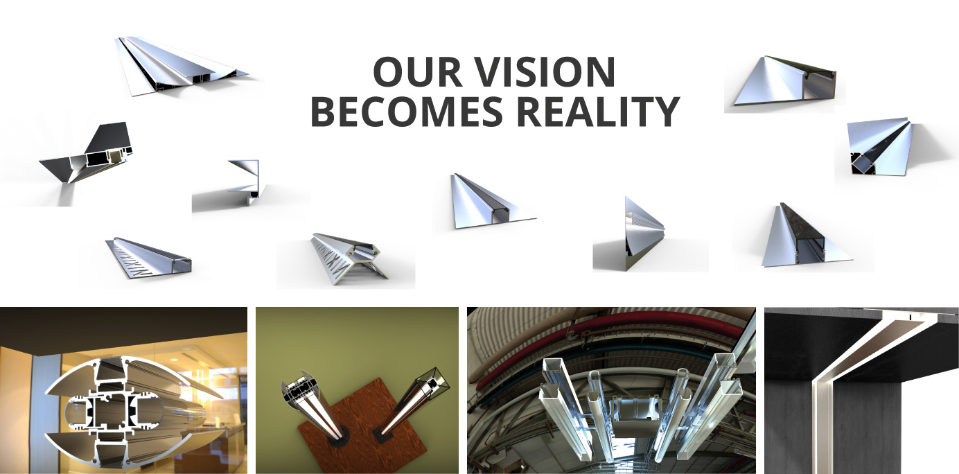 GALAXY® profiles - Vision products